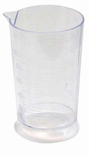 כוס מדידה רגילה למי חמצן