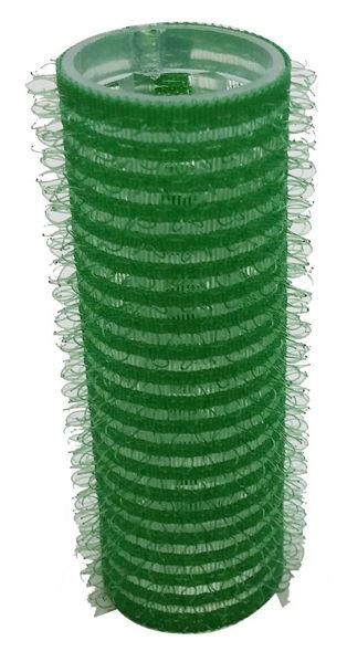 רולים לשיער וולקרו 20 ירוק קטן (12 יח')