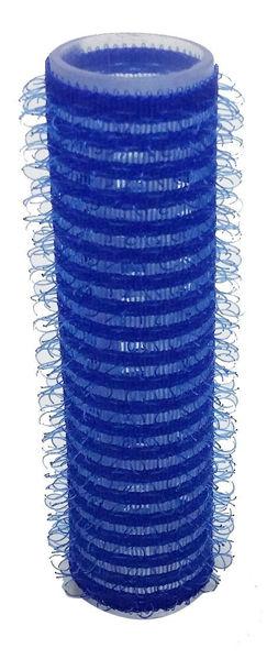 רולים לשיער וולקרו 15 כחול קטן (12 יח')