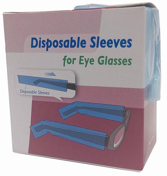 מגן משקפיים (200 יח' במארז)