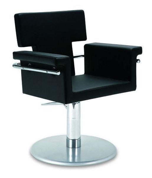 כיסא איטלקי ללקוח קואדרה שחור