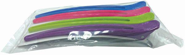 קליפס ארוך חדש 4 צבעים