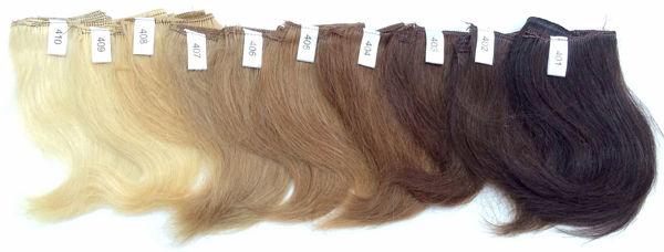 סט שיער 10 גוונים
