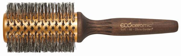 מברשת אקו טרמל 46 שיער רך