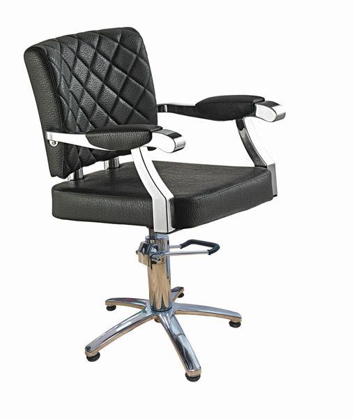 שיקגו - כסא הידראולי שחור